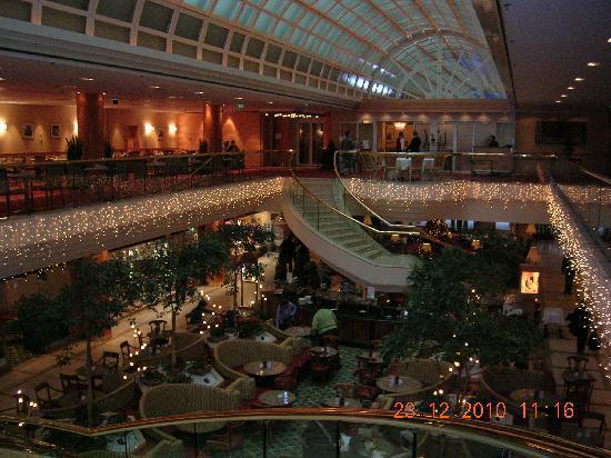 Vienna marriott picture of vienna marriott hotel vienna for Best hotel in vienna for christmas