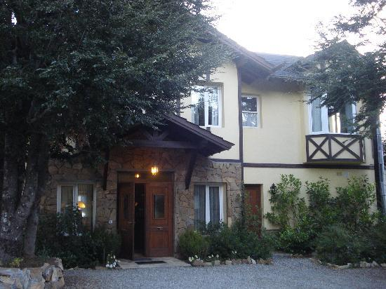 Hosteria Le Lac: La entrada
