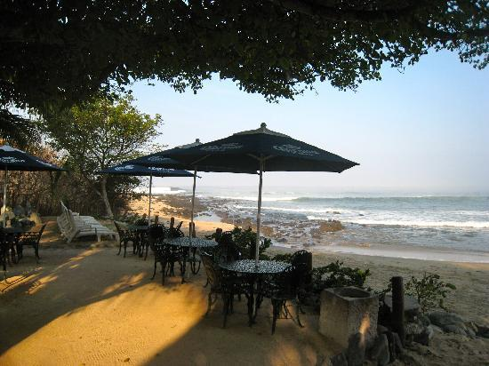 The Inn at Manzanillo Bay: Surf break from the Inn