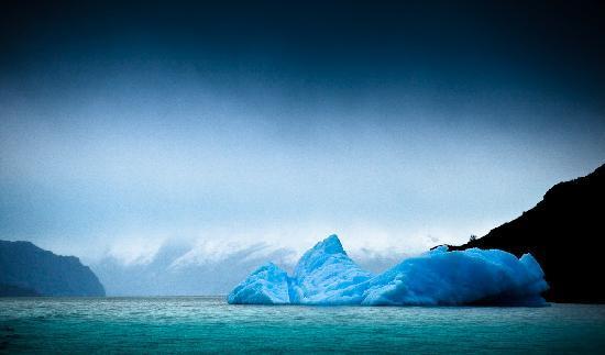Estancia Cristina: Icebergs