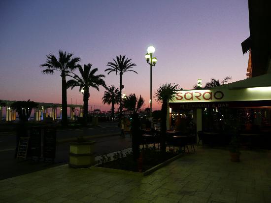 Sarao Restaurant & Bar : Sarao al Tramonto