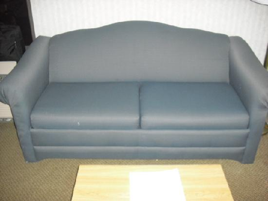 Hampton Inn Cleveland Westlake: Couch