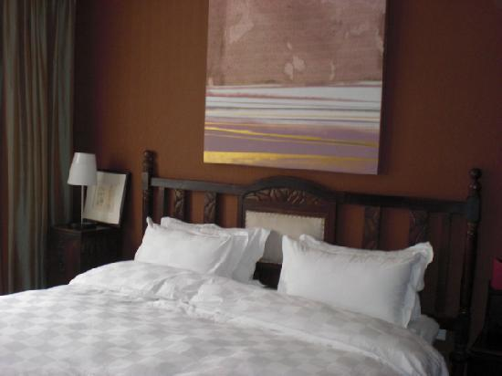 Kejiantang Boutique Hotel: comfy clean bed