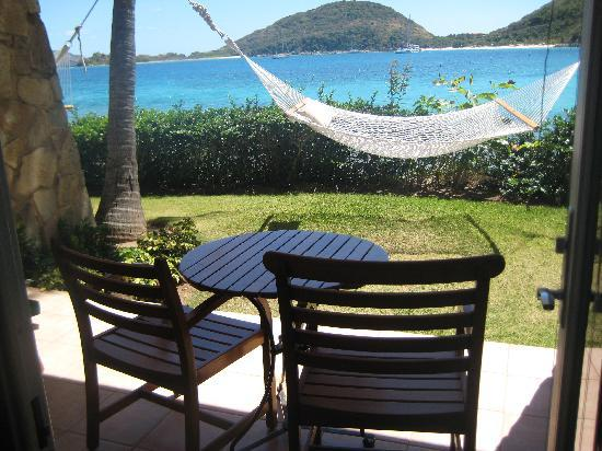 Peter Island Resort and Spa: Beach Front Suite