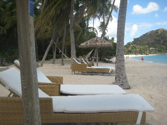 Peter Island Resort and Spa: The Beach