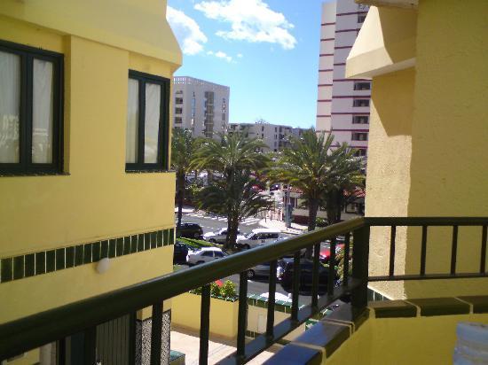 Barranco Apartments : from balcony