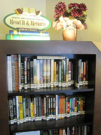 Country Inn & Suites by Radisson, Toledo, OH: Free reading books