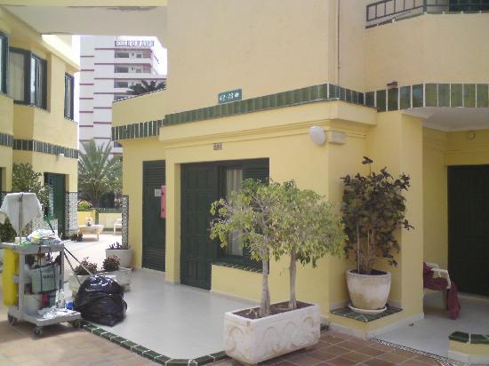 Bungalows Barranco: room 42