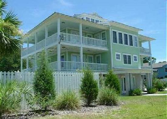 Tybee Cottages: 1205 Sand Point Run
