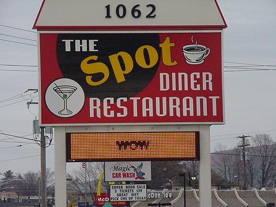 Celebrity spotting restaurants ny
