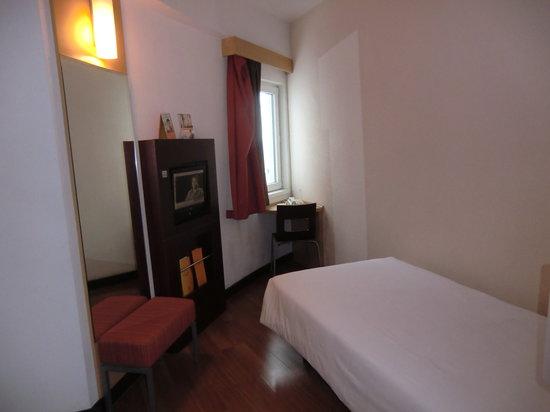 Ibis Hotel (Zhongshan Center) : Single Room