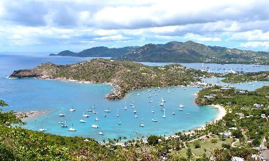 Lawrence of Antigua Tours: English Harbour and Falmouth Harbour