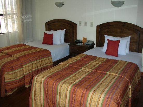Samay Hotel: 部屋の様子