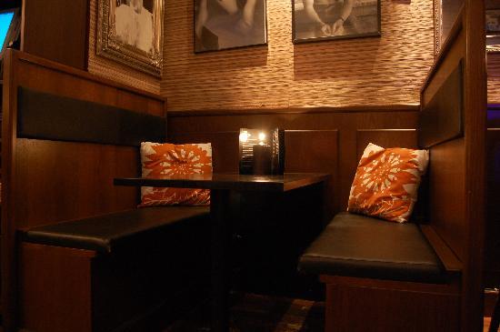 The Temple Pub : interno del pub