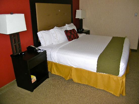 Holiday Inn Express Hotel & Suites Washington DC-Northeast: chambre