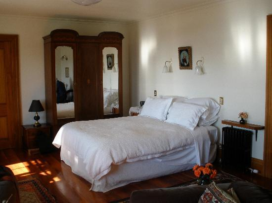 Te Puna Wai Lodge: bedroom
