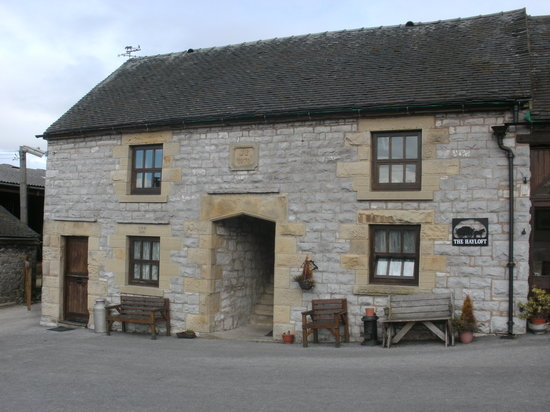 Hartington, UK: The Hayloft