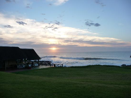 Willowvale, South Africa: Sunrise at Kob Inn