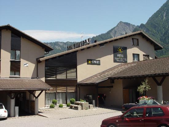 Untervaz, Suiza: Aussenansicht