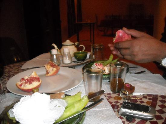Hotel Kasbah Sahara Services: dinner
