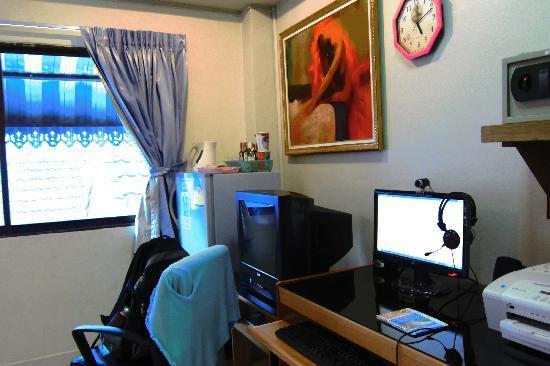 Lamai Apartment: cosy layout