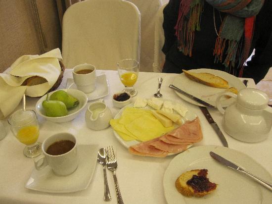 Angelica Hotel: Hotel Angelica breakfast room