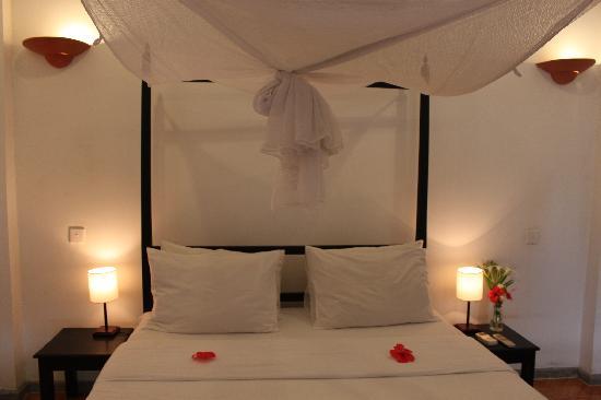 พกา วิลล่า โฮเต็ล: room