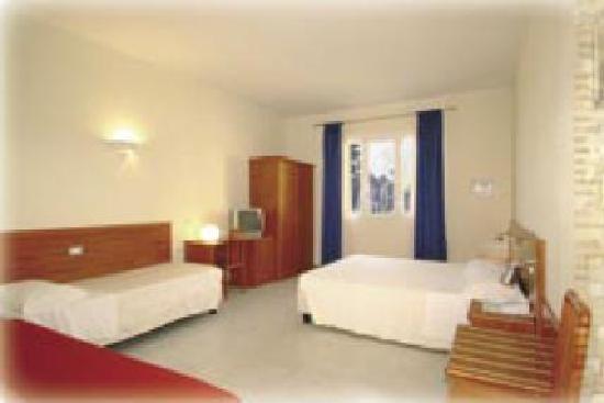 Hotel Adriatico : Camera