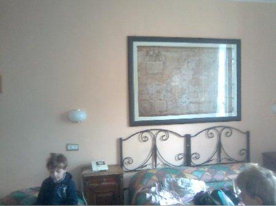 Hotel Genesio: Camera