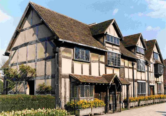 Stratford-upon-Avon, UK: Shakespeare's Birthplace