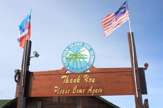 Lankayan Island Dive Resort: Lankayan Island - Welcome