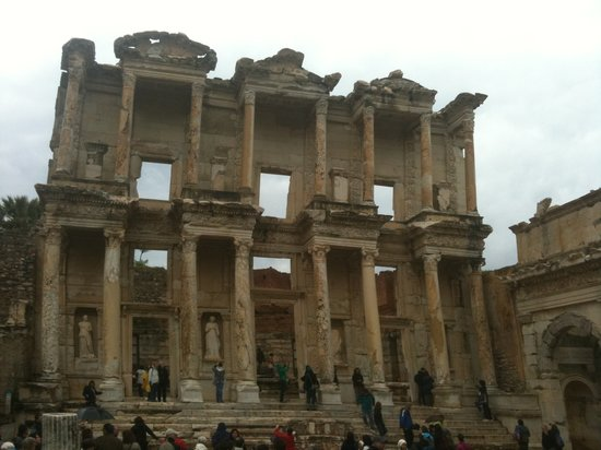 Turkey Travel Group : Ephesus