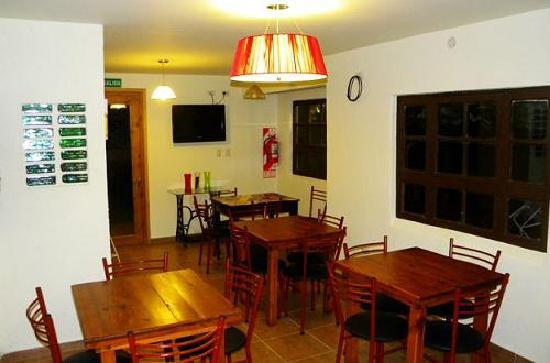Feliza Hostel: Area Comun