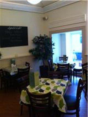 Lynchs Cafe: Cafe at Lynchs
