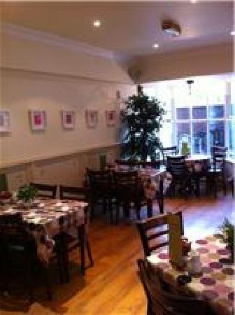 Lynchs Cafe: Cafe