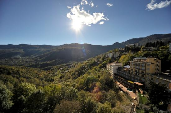Rota d'Imagna, Italië: The panoramic view -Photos Matteo Zanardi