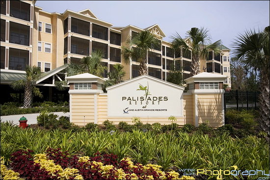 Welcome to Palisades Resort!