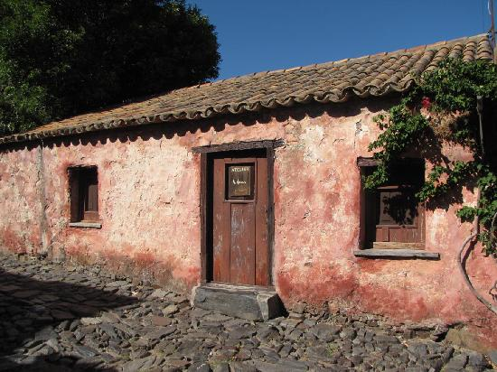 ‪‪Colonia del Sacramento‬, أوروجواي: Casa del período portugués / House from the Portuguese  period‬