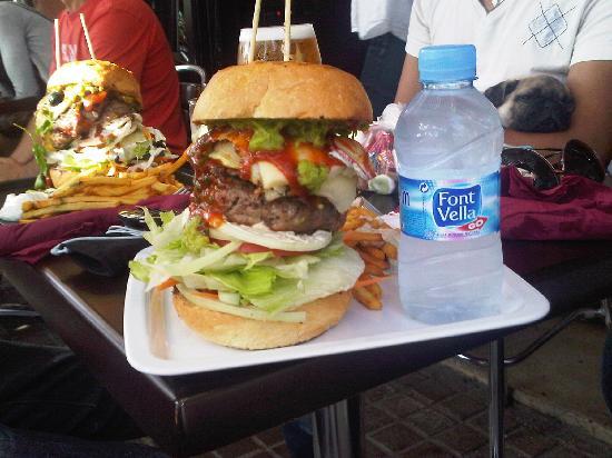 Zahara Burger