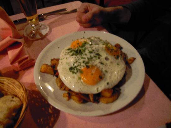 "Marjellchen: The ""Big Hunger"" plate"