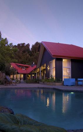 Ratanui Lodge Restaurant: Ratanui Lodge