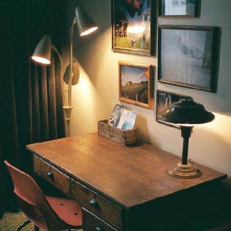 Kex Hostel: Desk