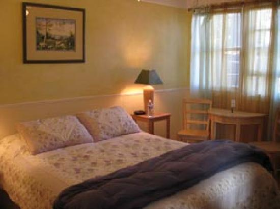Anderson Valley Inn: Cozy and comfortable rooms