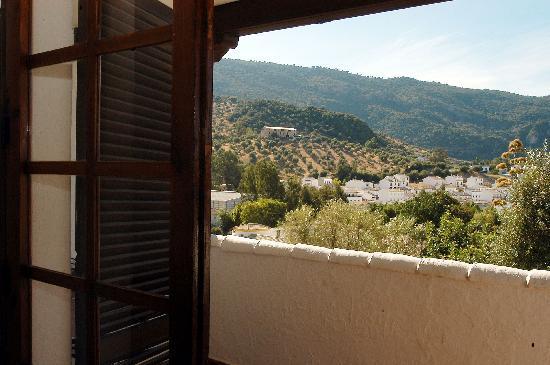 Hotel Las Truchas: Vistas desde Habitacion