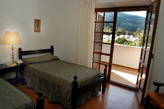 Hotel Las Truchas: Habitacion