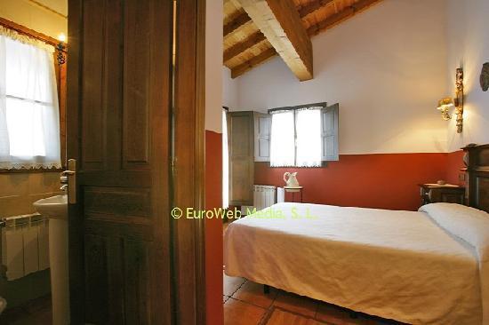 Casa de aldea Los Duesos: habitacion