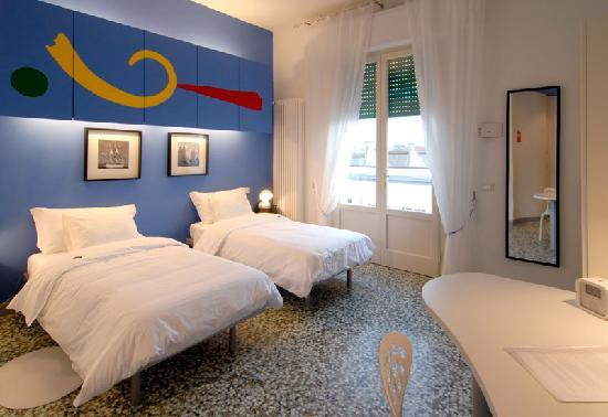 Il piccolo rooms pontedera italie voir les tarifs et for Il piccolo hotel progetta le planimetrie