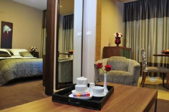 City Suite Hotel: Executive Suite