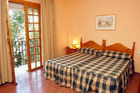 Hotel El Almendral: Habitacion