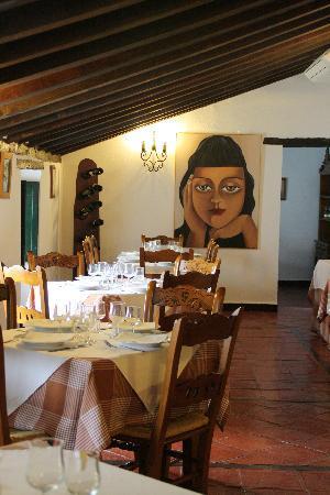 Complejo Turistico Castillo Castellar: Restaurante El Algibe